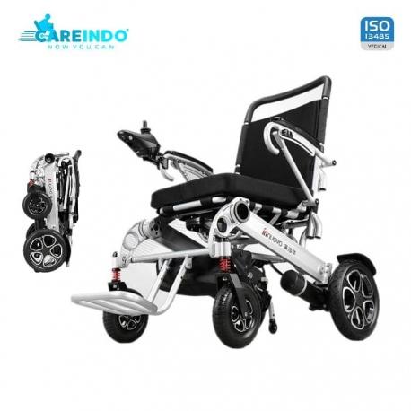 Kursi Roda Elektrik Travelling Ringan Careindo W5521 Garansi Resmi